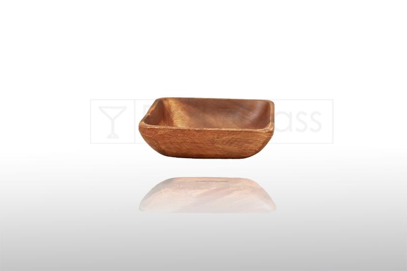Wooden dishSALAD