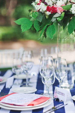 Оформление свадебного стола в Питере