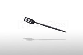 Dessert fork Black Leon