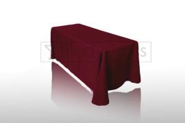 Tablecloth-Bordo