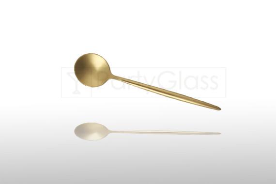 Dessert spoon Gold Leon