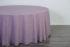 Скатерть «Премиум» круглая 3,3 м, цвет сиреневый Арт 030