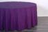 Скатерть «Премиум» круглая 3,3 м, цвет фиолетовый Арт 040