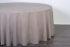 Скатерть «Премиум» круглая 3,3 м, цвет светло-серый Арт 043