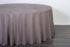 Скатерть «Премиум» круглая 3,3 м, цвет темно-серый Арт 044